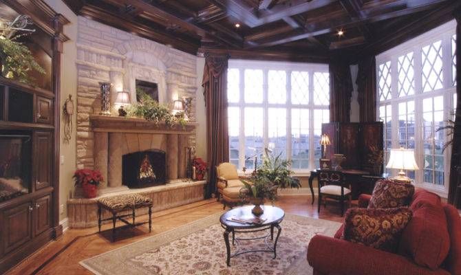 Smart Placement Hearth Rooms Ideas Home Plans