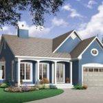 Smart Starter Home Hwbdo Cottage Builderhouseplans