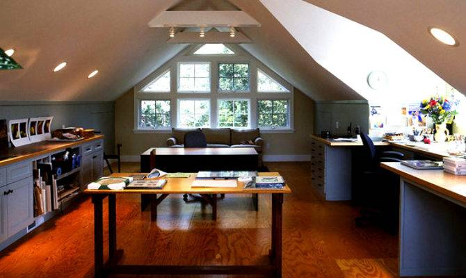 Smartly Remodel Your Garage Into Office