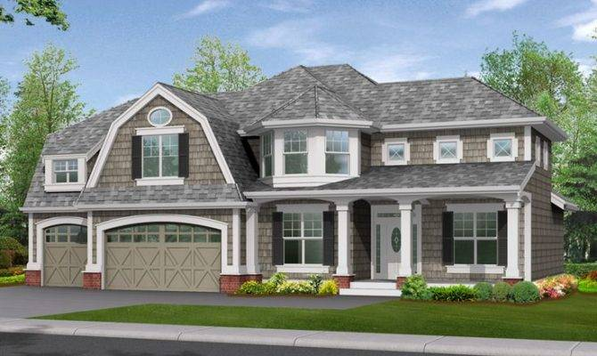Sofia Luxury Craftsman Home Plan House Plans More