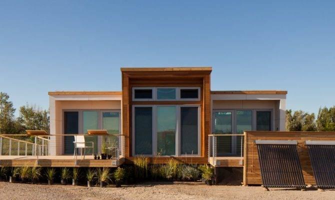 Solar Decathlon Borealis Small House Shared
