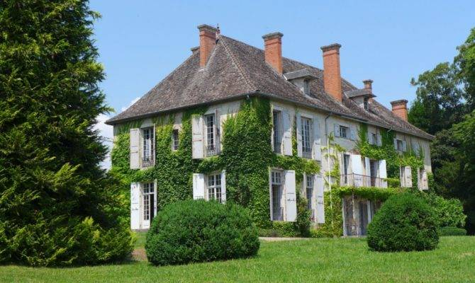 Sold Elegant Manor House Sale French Alps