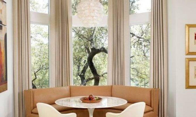 Solve Curtain Problem Have Bay Windows