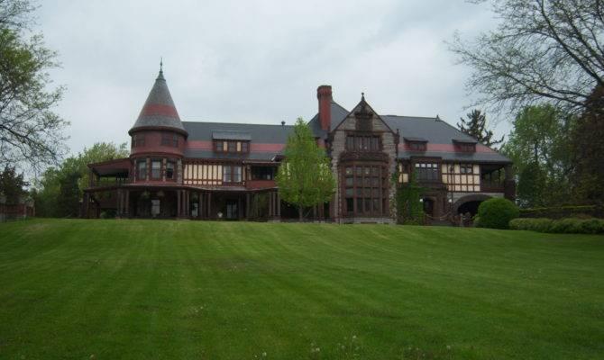 Sonnenburg Mansion Canandaigua New York