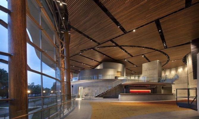 Sound Decision Wood Brings Acoustic Value Structures