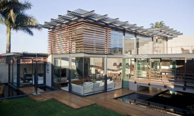 South African Houses New Properties Africa Architect
