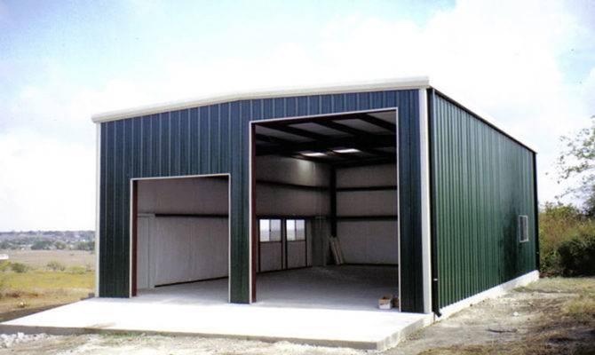 South Central Texas Metal Buildings Ken Kohlenberg