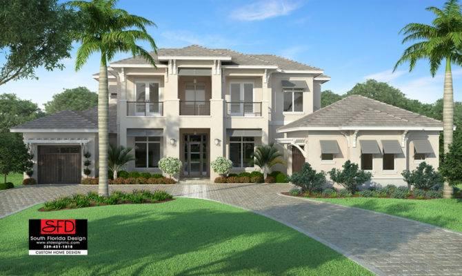 South Florida Designs Coastal Contemporary Great Room