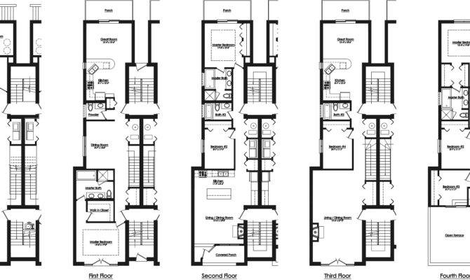 South University Floor Plans