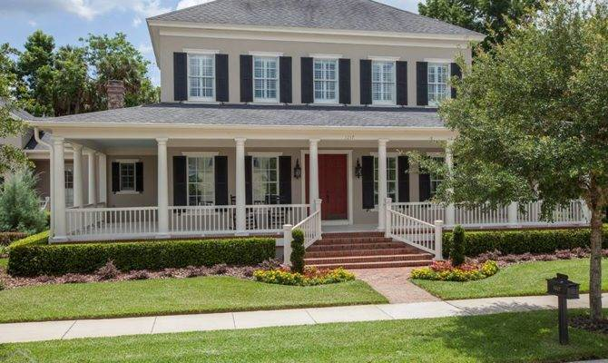 Southern Comfort Achieved Classic Architectural Beauty