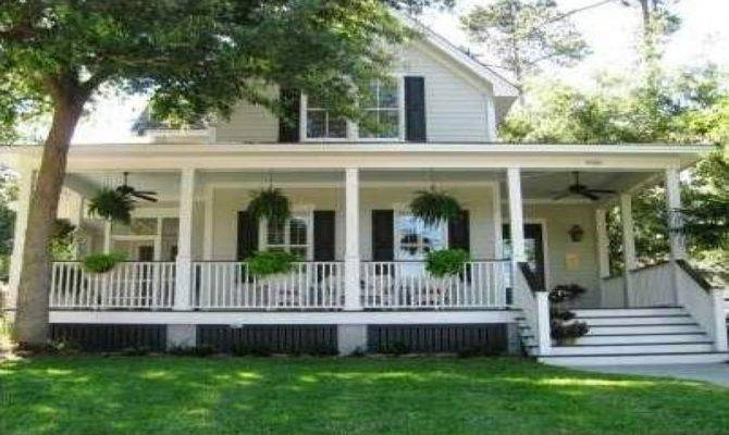 Southern Country Style Homes House