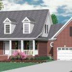 Southern Heritage Home Designs House Plan Mayfield