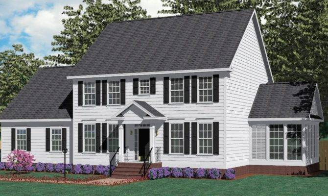Southern Heritage Home Designs House Plan Rutledge