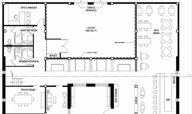 Southern House Plans Basements Ranch Home Floor