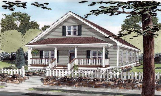 Southern House Plans Small Cottage