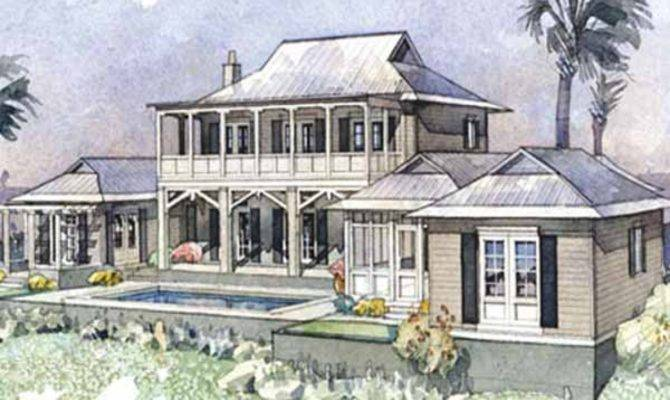 Southern Living Coastal House Plans Dog Trot