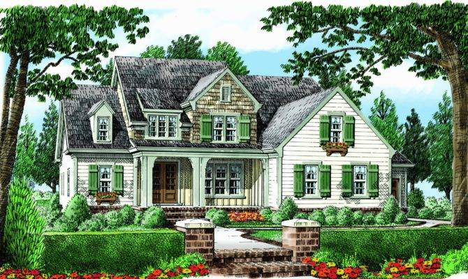 Southern Living Craftsman House Plans Encouraging
