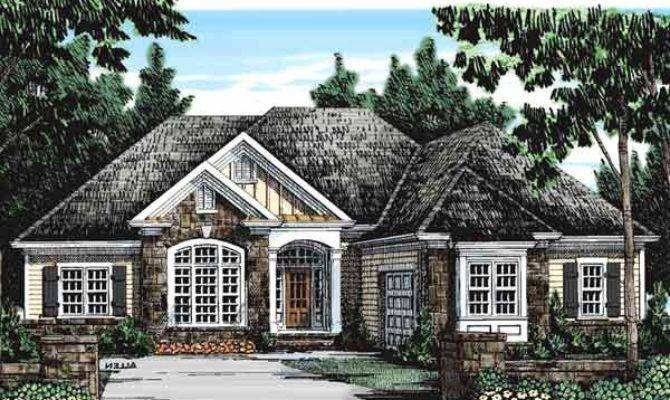 Southern Living Home Plans Craftsman Lovely Country