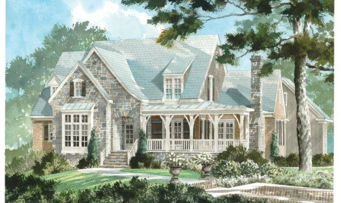 Southern Living House Plan Elberton Way Home Design