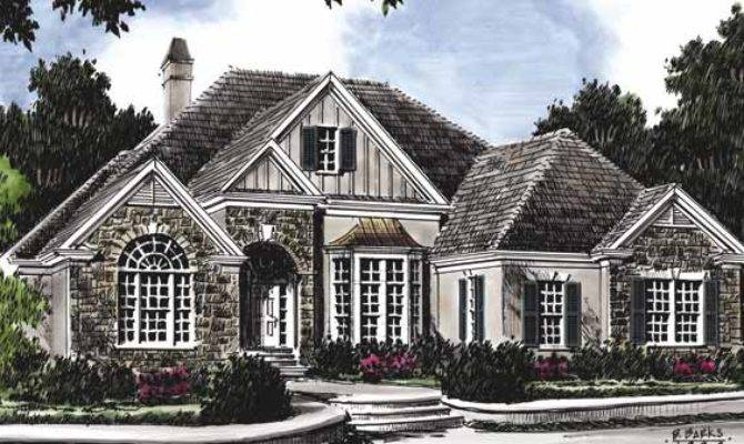 Southern Living House Plans French Country