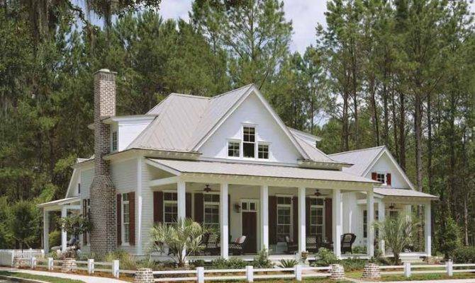 Southern Living House Plans Style Floor