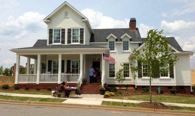 Southern Living Model Home Tour Our