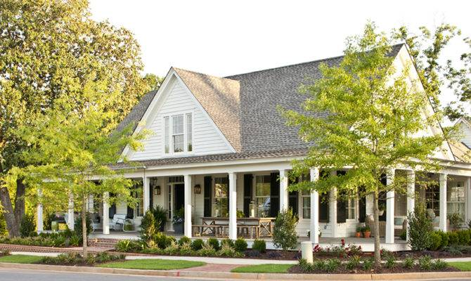 Southern Living Small House Plans Garden Cottage Plan