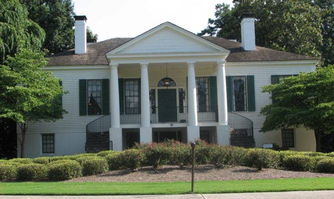 Southern Plantation Architecture