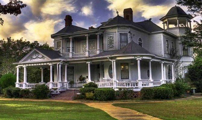 Southern Plantation Home Floor Plans Old South