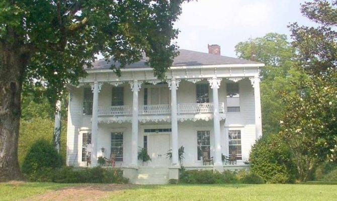 Southern Plantation Home Plantations Pinterest