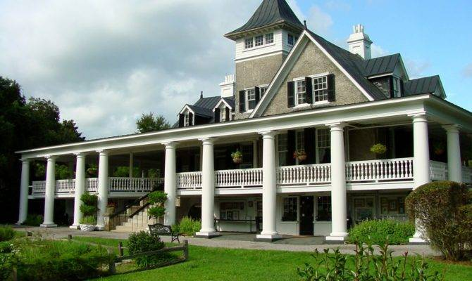 Southern Plantation House Davebb Deviantart