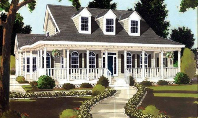 Southern Plantation House Plans Photos