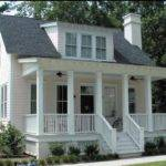 Southern Style Country Cottage House Sun Room Plans