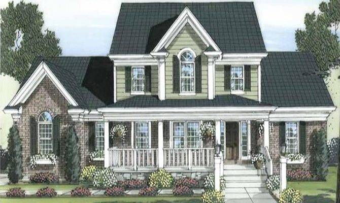 Southern Traditional House Plans