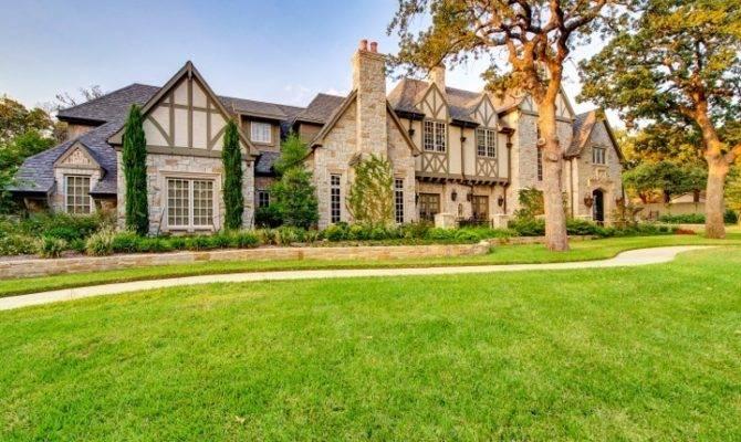 Southlake Tudor Style