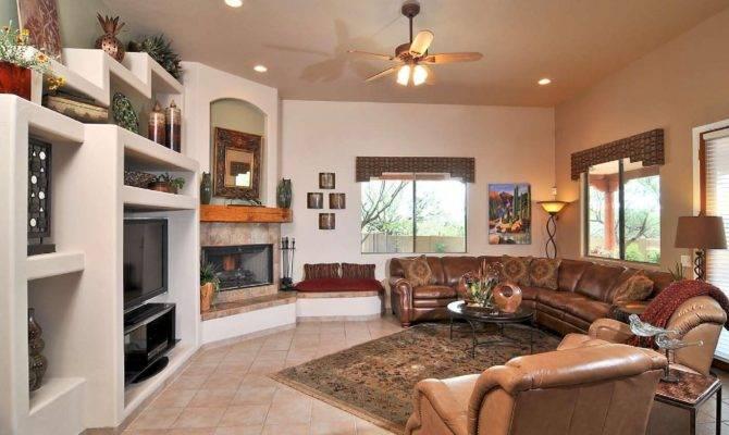 Southwest Home Design Meets Comfort Lourdes