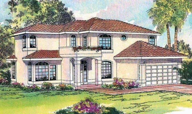 Southwest House Plans Bellaire Associated Designs