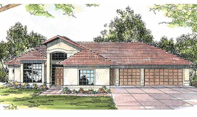 Southwest House Plans Medina Associated Designs