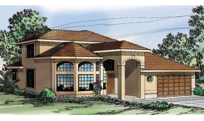Southwest House Plans Warrington Associated Designs