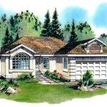Southwest Style House Plans Square Foot Home