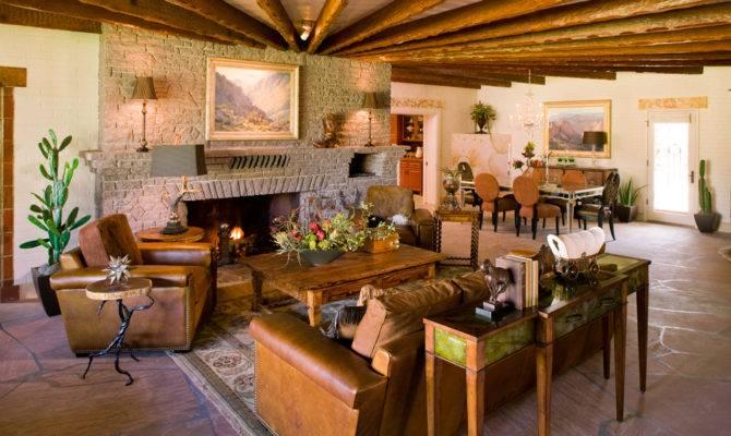 Southwestern Home Interior Design