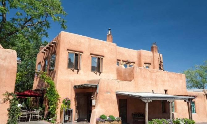Southwestern Style Adobe Homes Interior Design Color