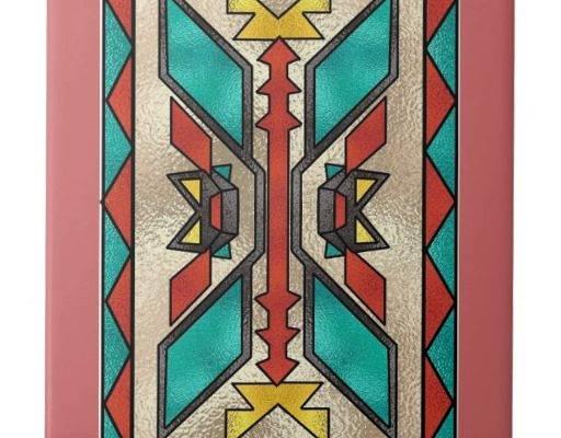 Southwestern Style Ceramic Tile