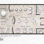 Spa Layout Salon Floor Plans Day Level
