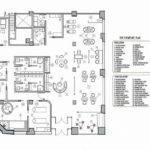 Spa Salon Floor Plans Business