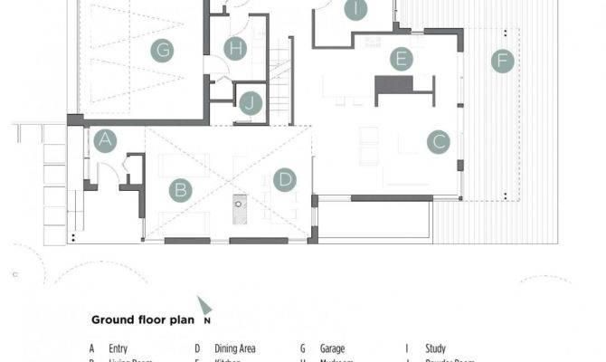 Space Efficient Home Plans Elegant Conscious House Open