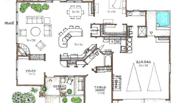 Space Saving House Plans Beautiful Home Plan