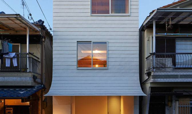 Space Saving Narrow Homes Home