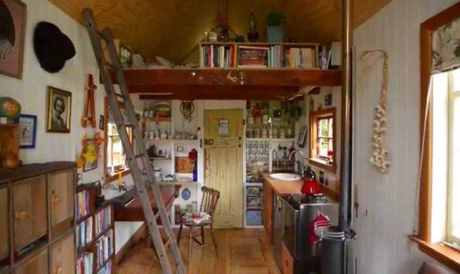Space Saving Secrets Tiny Sqm House Youtube