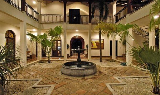 Spanish Colonial Estate Home Sale Hacienda Pinilla